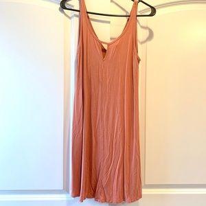 Forever 21 cotton knit sundress